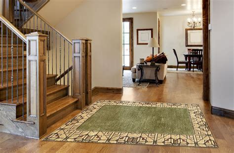 Prairie Style Rugs by Mission Prairie Style Custom Rugs Eclectic Richmond