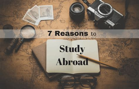 7 Reasons I College As An by 7 Reasons To Study Abroad The Network