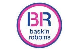Baskin Robbins Logos In Helvetica Steve