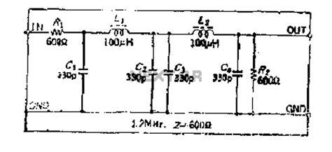 high pass filter lc circuit audio filter circuit audio circuits next gr