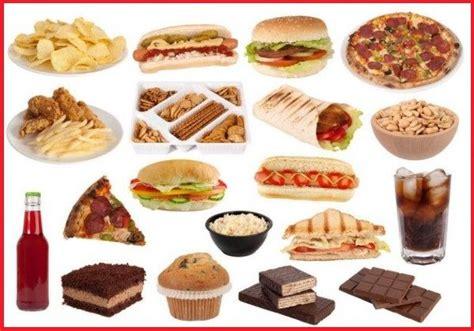 imagenes de alimentos naturales y procesados alimentos procesados