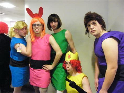 power puff girls group costume ideas