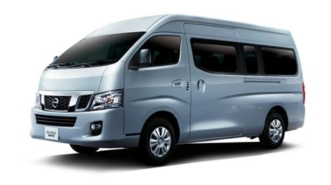 nissan urvan 2014 nissan nv350 urvan 14 seater van launched rm110k paul
