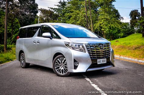 2015 Toyota Alphard 3 5 V6 Na toyota alphard indonesia v6 2015 toyota alphard v6 car reviews