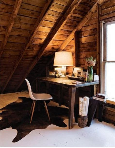 Attic Study Room by Attic Loft Ideas Awesome Writing Space The Writing