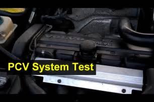 Volvo S70 Pcv Volvo Pcv System Check 850 V70 S70 And Others Auto