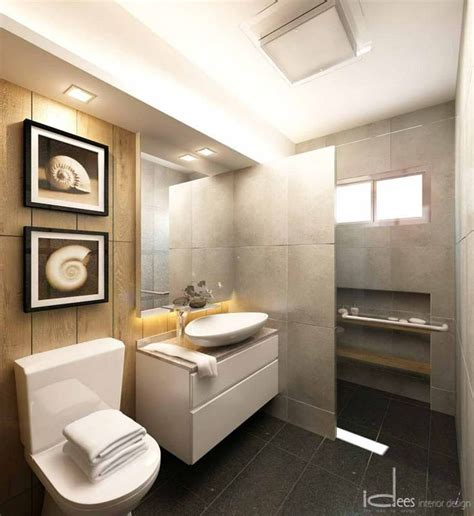 Singapore Bathroom Design by Hdb Resale 5 Room 205 Pasir Ris Interior Design Singapore Home Bathroom