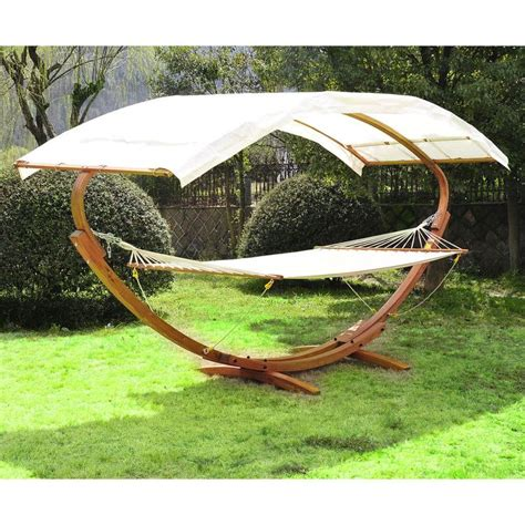 Hammock Bed With Stand 25 Best Ideas About Wooden Hammock Stand On