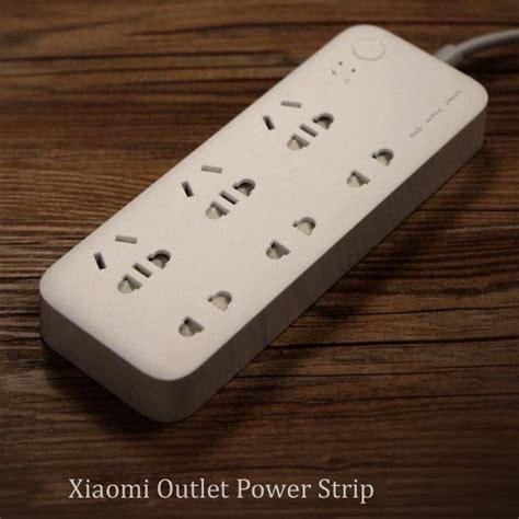 Xiaomi Mi Smart Power 5 xiaomi mi smart power adapter with remote function white jakartanotebook