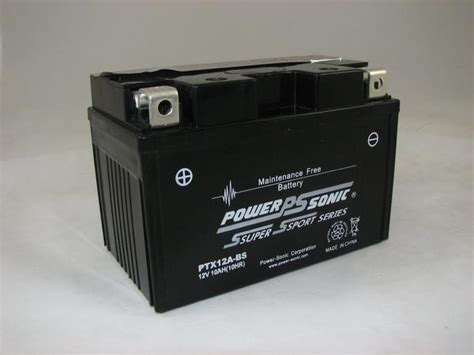 What Is A Glass Mat Battery by Ptx12a Bs 12 Volt Absorbed Glass Mat Standard Battery