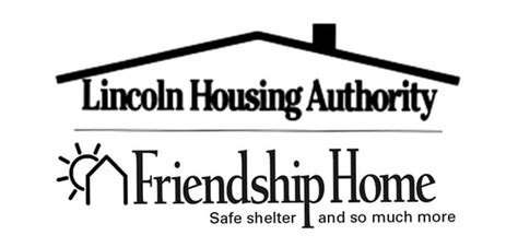 lincoln housing authority friendship home celebrates an anniversary with lincoln housing authority