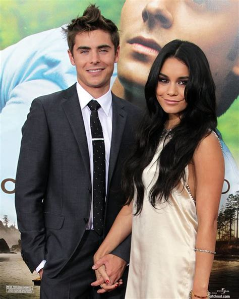 is zac efron married to vanessa zac efron vanessa hudgens a look back at their