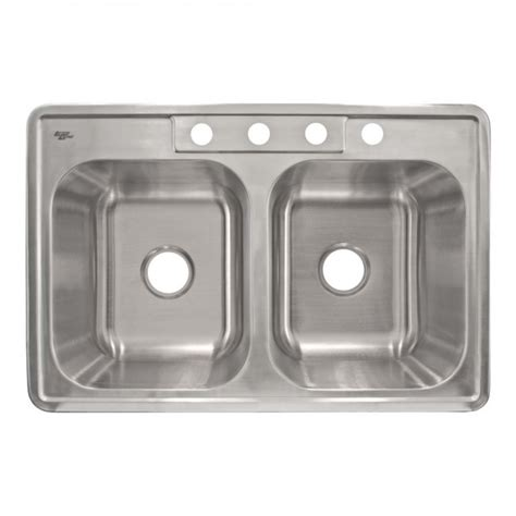 Cing Kitchens With Sinks Lcltd84 Top Mount Stainless Steel Basin Kitchen Sink Top Mount Sinks