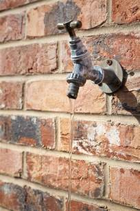 Outdoor Faucet Winter by Repair A Leaking Freeze Proof Faucet