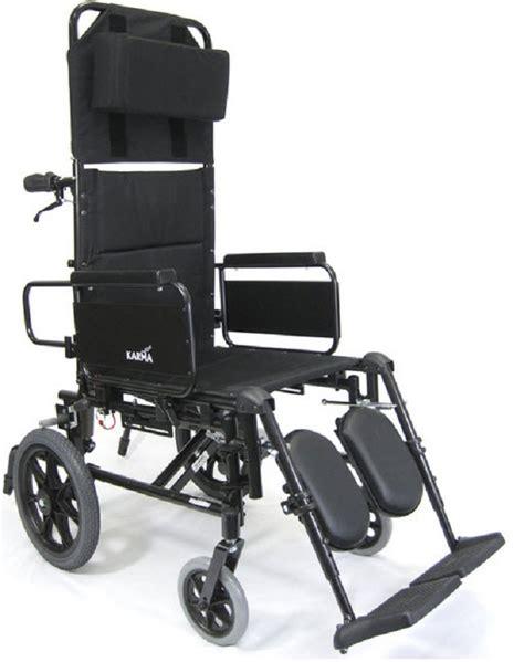 Lightweight Reclining Wheelchair by Ultra Light Weight Transporting Recliner Wheelchair