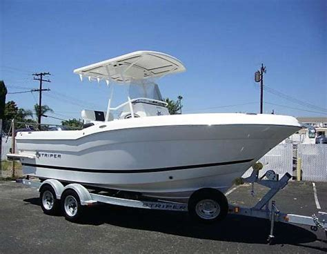 striper boats for sale california striper center console boats for sale in california