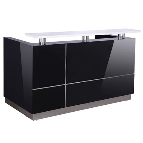 Office Counter Desk Hamish Reception Counter Desk Ikcon