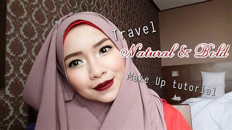 download vidio tutorial make up natural wardah travel quot natural and bold quot make up tutorial wardah make