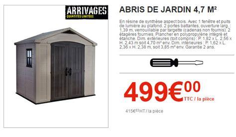 Abri Voiture Brico Depot 3784 by Les Arrivages Brico D 233 P 244 T Du 20 Mai