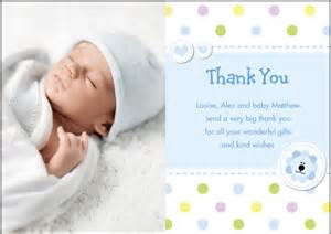 thank you card free baby boy thank you cards with photo baby boy shower thank you baby shower
