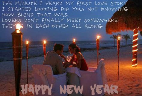 happy new year quotes for him quotesgram
