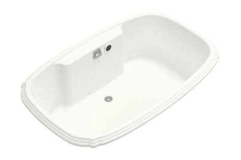 kohler portrait bathtub kohler portrait 5 6 quot drop in whirlpool productfrom com