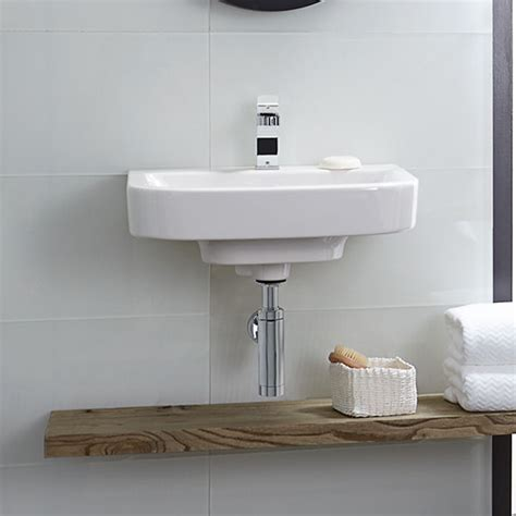 wall hung bathroom sink wall mount bathroom sink lyndon wall hung lavatory from dxv