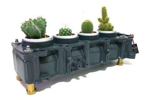 composizione vasi composizione design con piante grasse vasi e portavasi