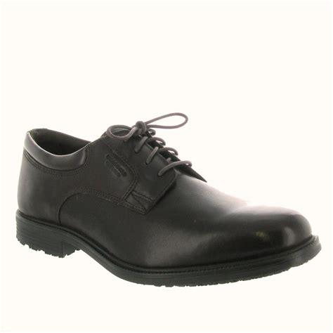waterproof oxford shoes rockport essential details waterproof plain toe oxford