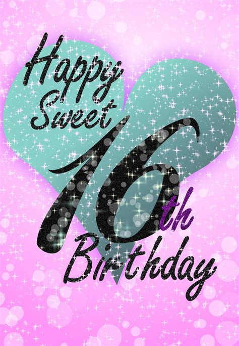 Sixteenth Birthday Quotes Sweet 16 Quotes Happy Sweet Sixteen Wishes For Girl