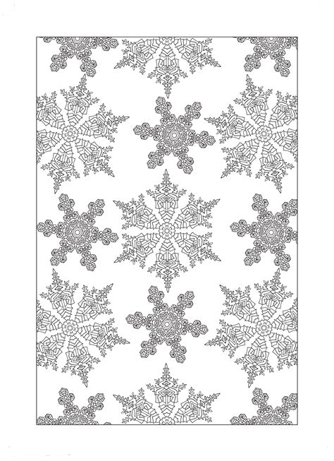 Free Christmas Colouring Sheets Papercraft Inspirations | papercraft inspirations