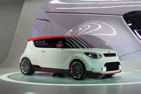 Kia Track Kia Track Ster Concept Chicago 2012 Photo Gallery Autoblog