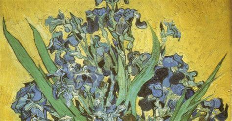 vaso di gogh sauvage27 vaso con iris still vase with irises