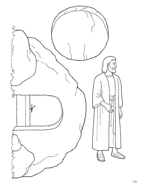 lds coloring pages easter easter coloring page lds lesson ideas