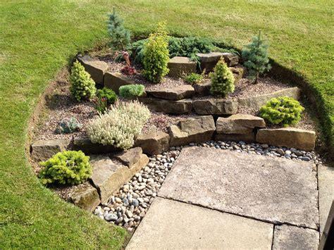 rockery designs for small gardens cadagu for my