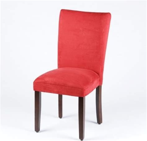 stuhl rot parsons chair traditional dining chairs by