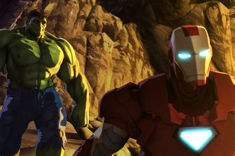 iron man hulk heroes united interview adrian pasdar