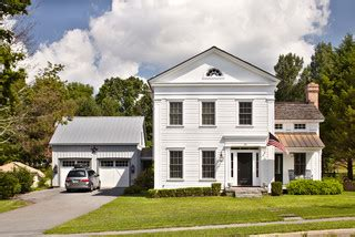 greek revival home traditional exterior new york greek revival home traditional exterior new york