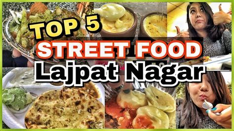 theme music lajpat nagar best streetfood of lajpat nagar delhi quirkyeats ep 3