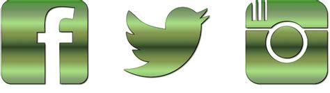 clip art  instagram twitter facebook icons