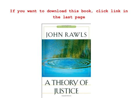 A Theory Of Justice a theory of justice original edition oxford paperbacks 301
