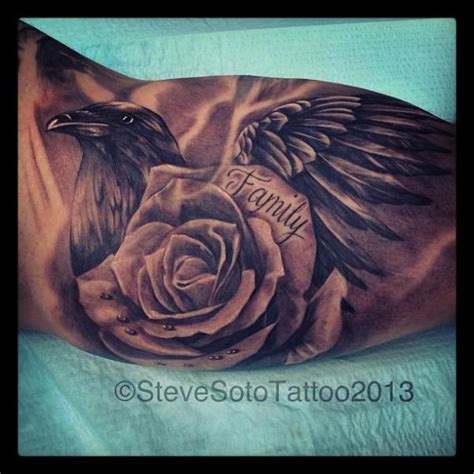 steve soto tattoos realistic flower by steve soto