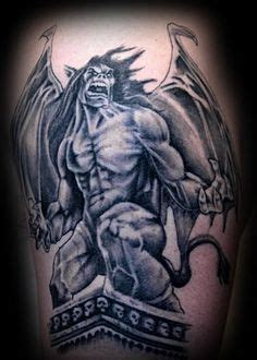 1000 ideas about gargoyle tattoo on pinterest demon