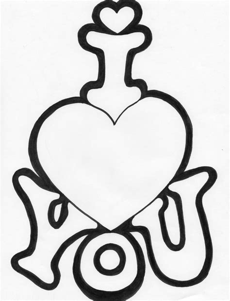 coloring pages i love u love coloring pages bestofcoloring com