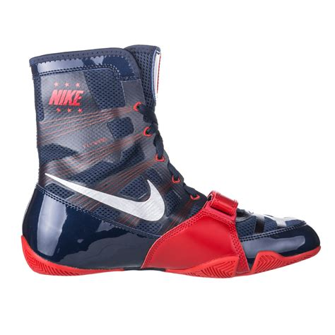 boxing shoes nike hyperko boxing shoes navy