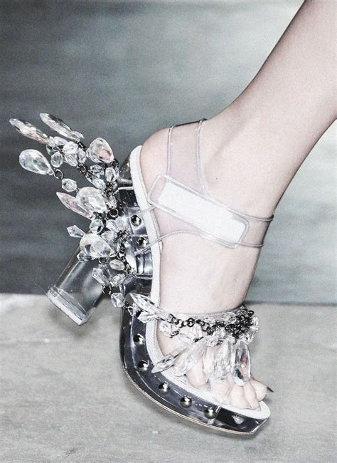 prada chandelier shoes the 671 best images about bling bling more bling on