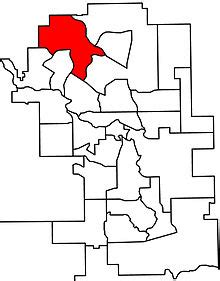 Calgary Outline by Calgary Foothills