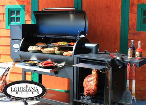 Louisiana Grill by Louisiana Pellet Grills At The Place