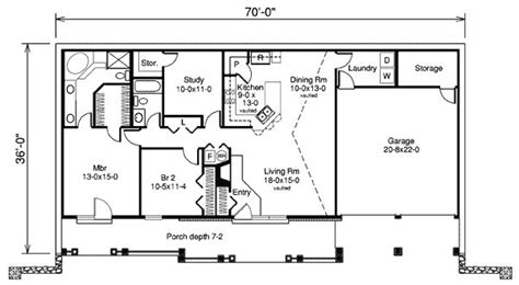 earth berm house plans plan 57130ha earth berm home plan with style green