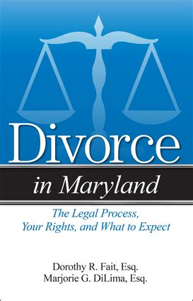 Maryland Search Divorce Divorce In Maryland Independent Publishers
